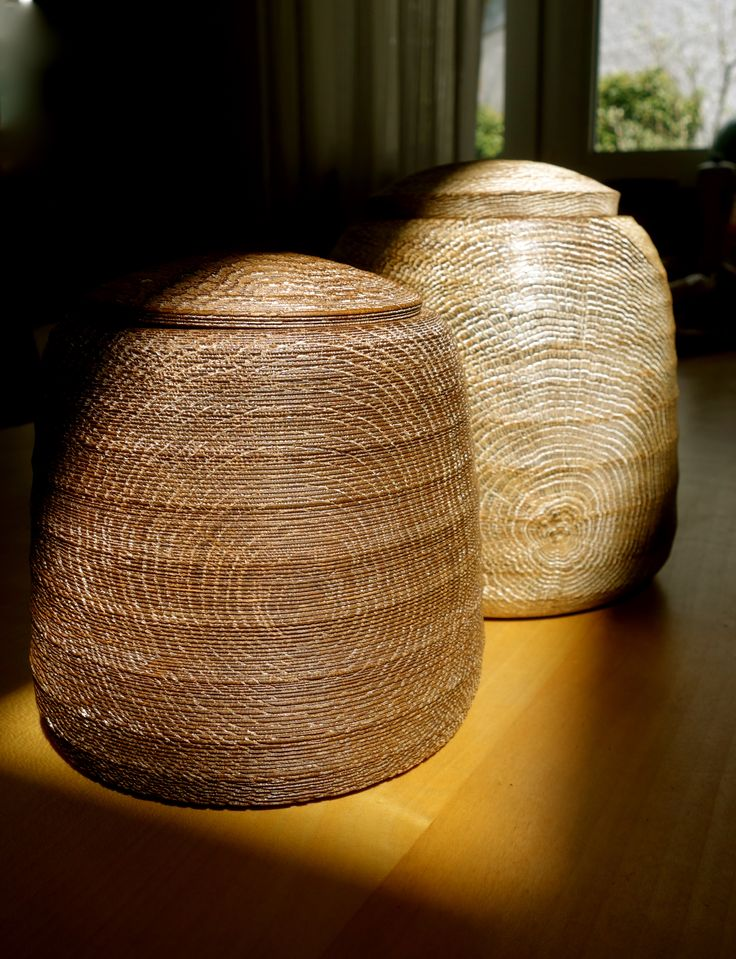 Oakboxes by Fritz Baumann