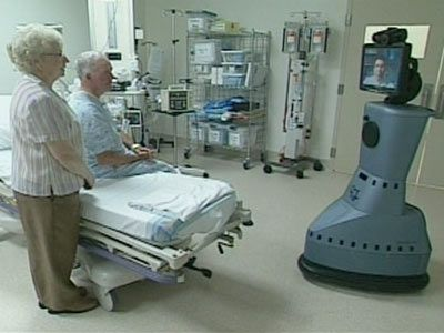 Robot Doctors, Now In Canada Doctors are now virtual! No need to be afraid of the real doctors cause in the near future they will be virtual. Now only will these doctors be virtual but they will be faster at diagnosing and finding flaws in your health.