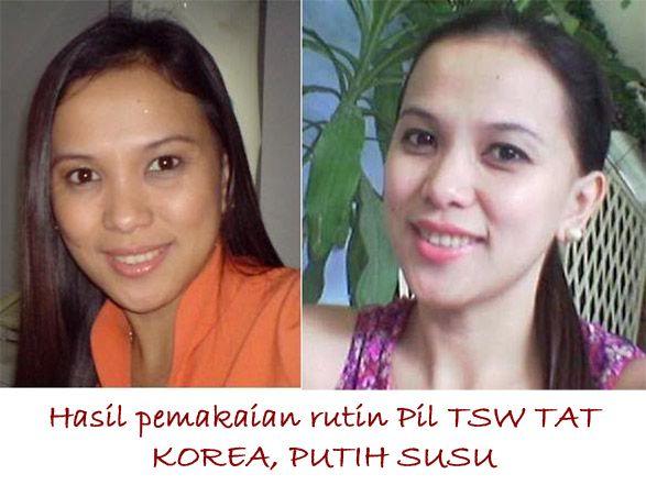 Kapsul Pemutih TAT TSW – Pil Pemutih Asli Korea
