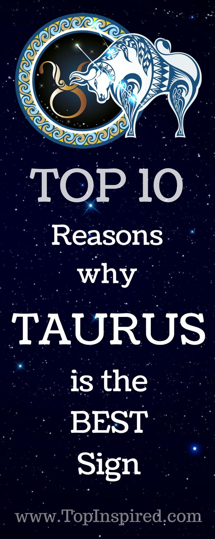 People born between April 21 and May 21 are born under the star sign of Taurus. The Taurus Bull is stubborn, strong-headed, fearless and patient but can be raging when provoked. Taurus is known for a great eye for beauty, a tender and caring nature and a desire for comfort and security. If these reasons were not enough to love Taurus, let's see what other positive personality traits they have. #Taurus