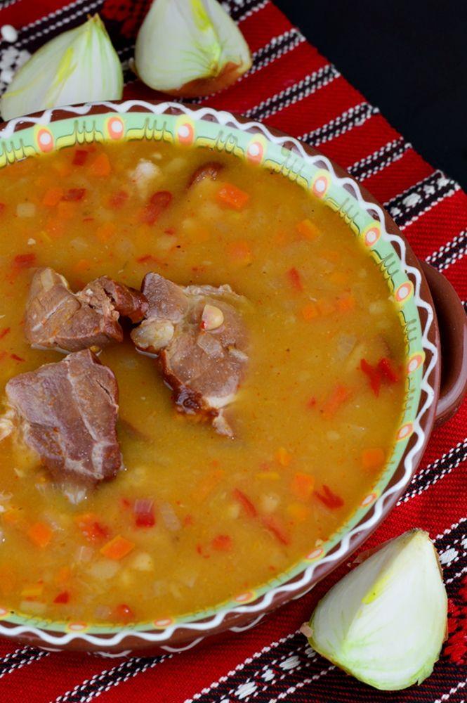 Bors De Fasole Cu Zeama De Varza Cooking Recipes Recipes Food