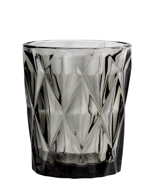 Wasserglas geschliffen von NORDAL 2