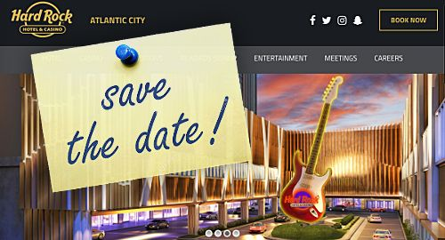 Hard Rock Hotel Casino Atlantic City To Open June 28