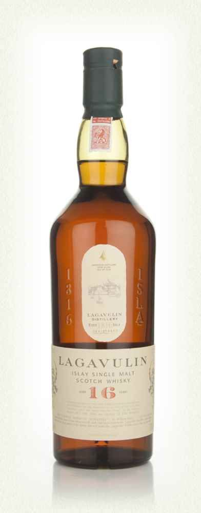 Favorite! Lagavulin 16 Year Old