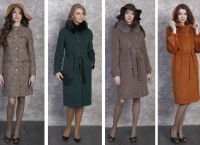 Módne dámske kabáty 2016