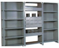 Estantes metálicos | Estanterías para almacén | Divicat