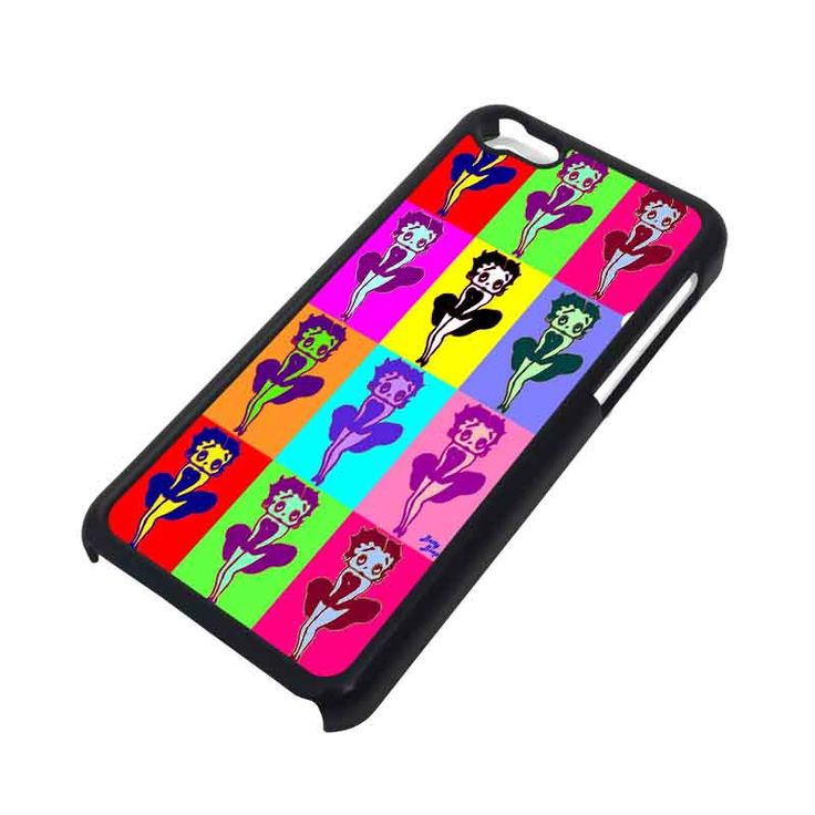 BETTY BOOP ART iPhone 5C Case – favocase