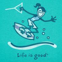 Jackie Wakeboard. #Lifeisgood #Dowhatyoulike