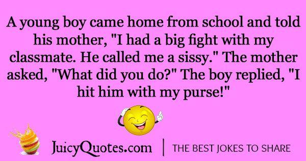 Funny School Joke - 7