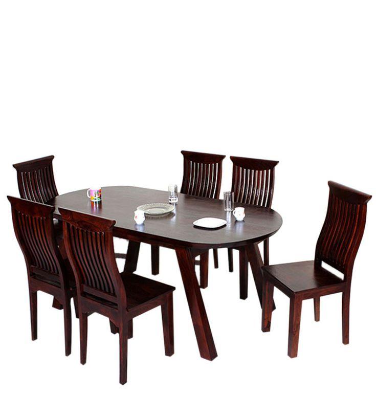 Tavolo da pranzo legno massello scuro DT-123076 x 180 x 88 CM | Arts of India – Italy