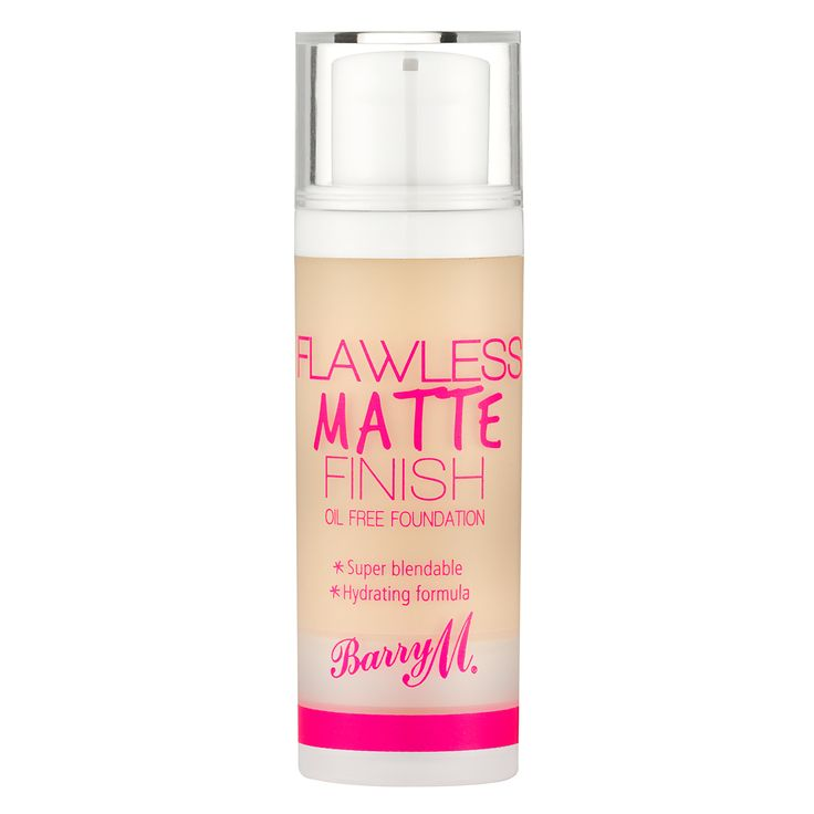 Barry M - Flawless Finish Foundation