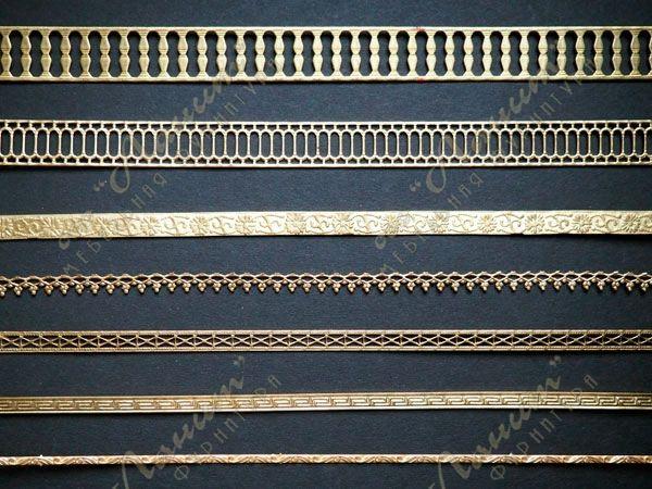 ЛАНИТ - мебельная фурнитура и наполнители | Изделия из латуни