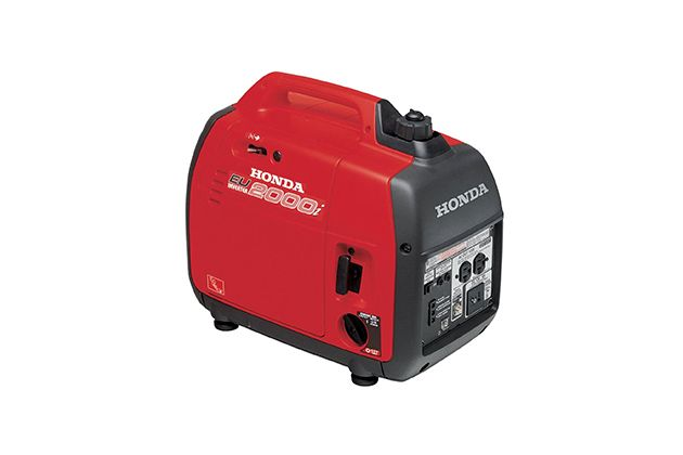 After spending over 30 hours researching and testing inverter generators, we've found the Honda EU2000i is the best portable generator for camping, tailgating, or basic backup power in emergencies.