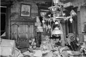 Curious Fact of the Week: The Collyer Brothers, the Most Infamous of Hoarders