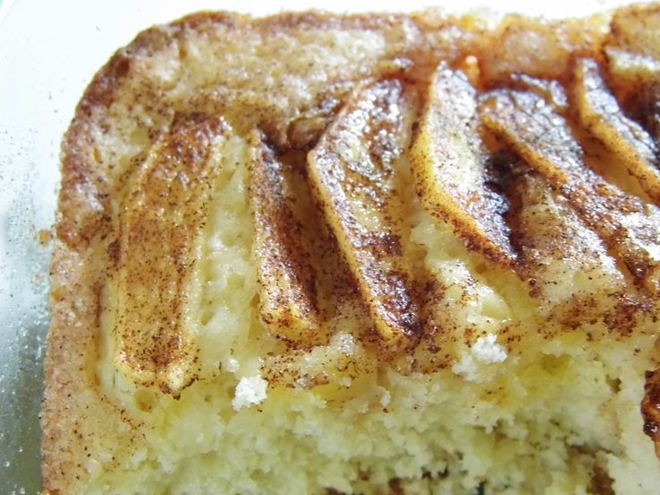 Apple Cinnamon Coffee Cake | Recipes-Cakes | Pinterest