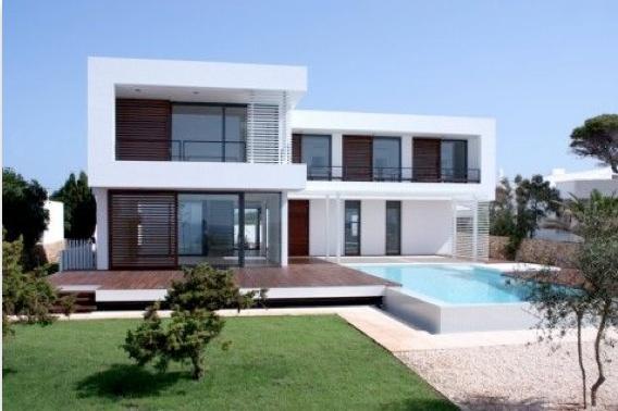 Avoir une maison contemporaine