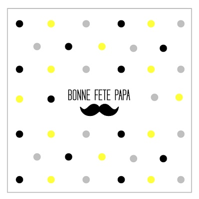 1000 images about bonne fete papa on pinterest - Carte fete des peres a imprimer ...