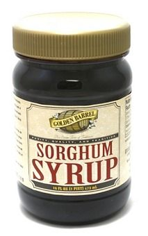 Sorghum Syrup, which Ada and Ruby served when the pilgrims came