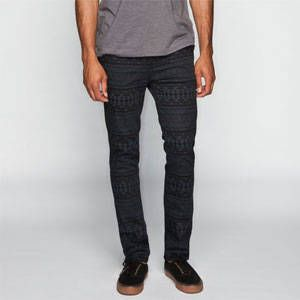 RSQ London Mens Skinny Chino Pants