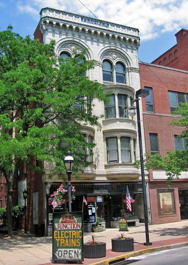 Fluhrer Building Terra Cotta In York Pennsylvania With Images