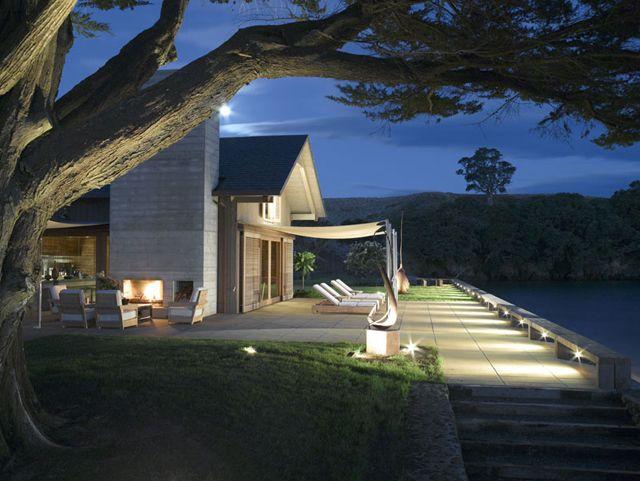 Mountain Landing Boathouse : Cheshire Architects