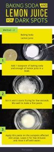Baking-Soda-and-Lemon-Juice-for-Dark-Spots