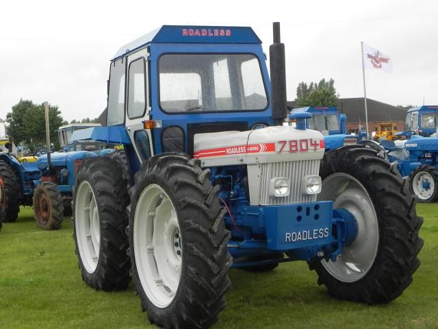 The Fordson Tractor Pages Forum View Topic Blue Force At