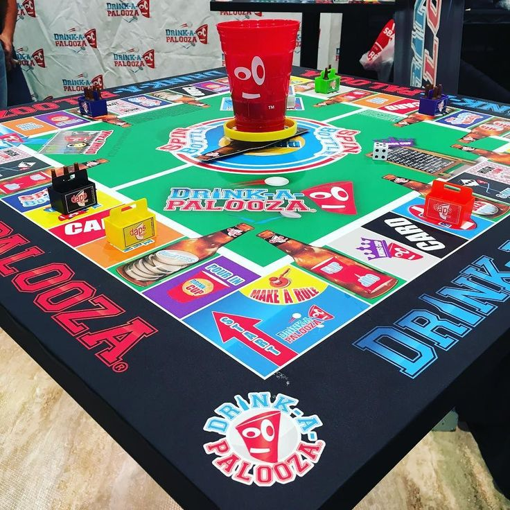 DRINK-A-PALOOZA from the NightClub & Bar Convention in Las Vegas!  Tabletop Bar Game!!! .  If you  #PARTY  ... Tag  your #DrinkingBuddies  . see Fan Photos by clicking #drinkapalooza & submit your  by using hashtag:  #drinkapalooza . . #GetYourDrinkOn  # #liquor  #drinkinggame #instadrink  #instadrunk #drinkinggames #drinkdrankdrunk #partytime #drinks #predrinks #drunkies #drunknights #drunktimes #drinking #booze & #beers #shots etc. #cheerstobeers  #drinkdrankdrunk #partygirls #beerdie…