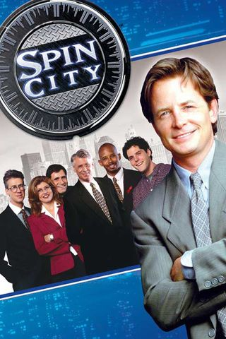 Watch Spin City Online