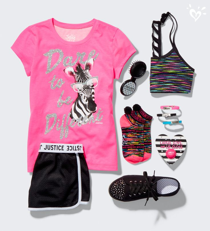 57 best justice clothes images on Pinterest | Justice clothing Justice stuff and Girls rules