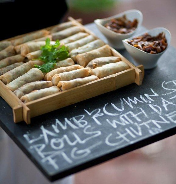 17 best ideas about blackboard menu on pinterest us for Canape ideas for weddings