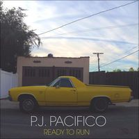 Ready to Run - EP' van P.J. Pacifico