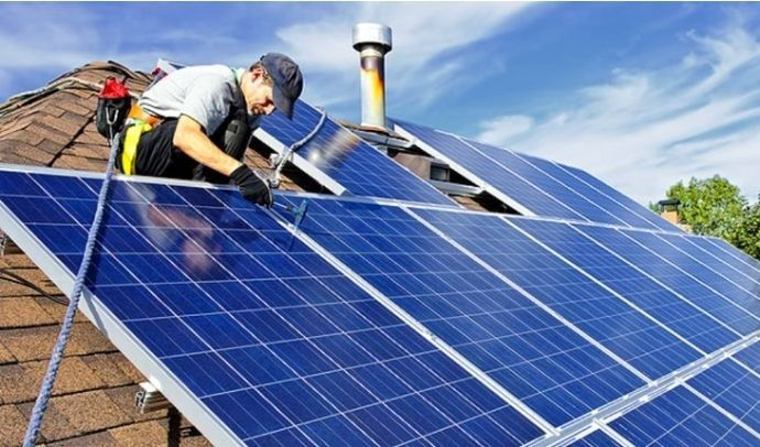 Solar Power System Installations Grow In State  HARRISBURG PA  Advocates say solar power use among individual business and community property owners in Pennsylvania is growing despite the Trump administration's withdrawal this year from the Paris climate agreement and its emphasis on reducing ... #solarpower #solarenergy #solar #solarpanels http://ift.tt/2C5Teow