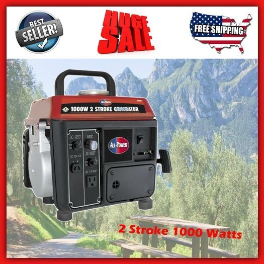 Power Generators For Home Use Portable Electric Lightweight Camping Equipment 2T