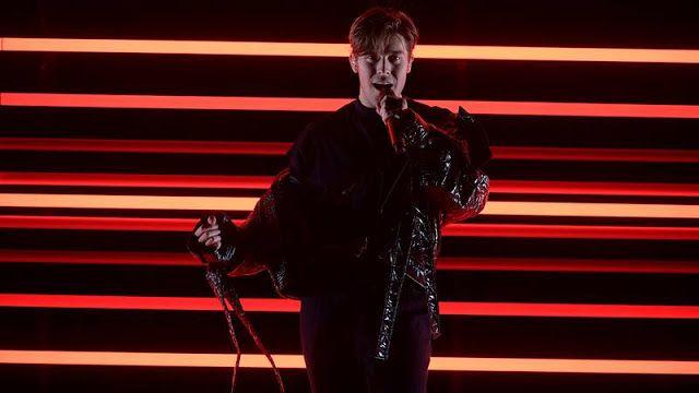 Suécia Benjamin Ingrosso Com Dance You Off é O Vencedor Do Melodifestivalen 2018 Esc Portugal A Eurovisão Em Português Suécia Dança Canção