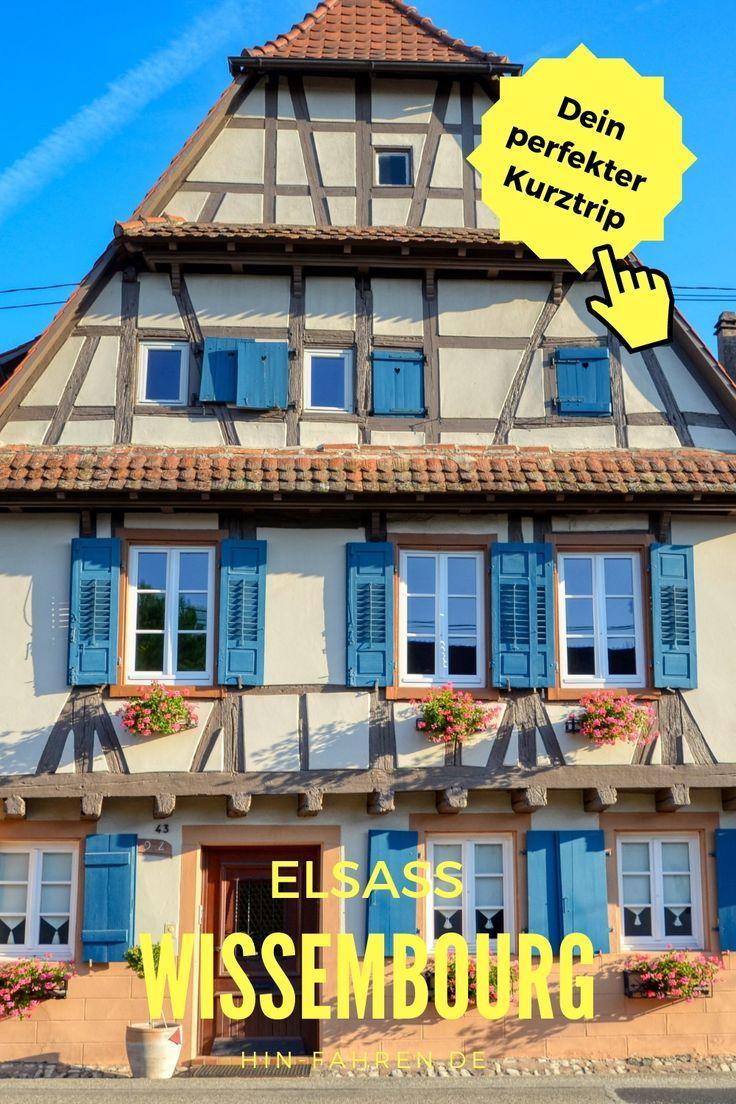 Weissenburg 5 Tipps Mit Wohnmobil In Der Stadt Im Elsass Kurztrip Elsass Und Sehenswurdigkeiten In Paris