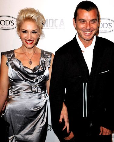 Hollywood's Hottest Married Couples: Gwen Stefani and Gavin Rossdale