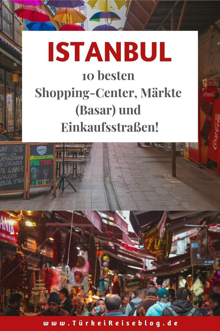 Shopping in Istanbul: 10 Best Shopping Centers, Markets & Streets