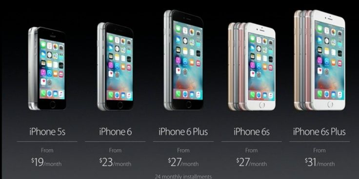 Apple announced a new iPhone Update Program so you can get the newest iPhone model every year.