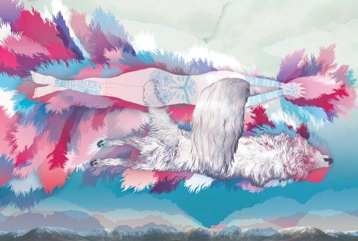 illustration by ALICA GURINOVA, illustrator represented by OWL Illustration agency www.owlillustration.com