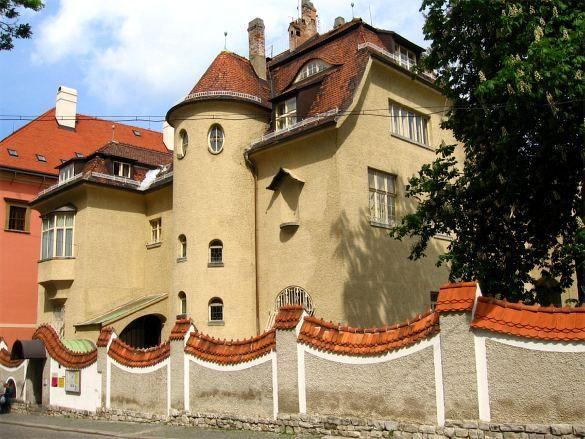 The Primavesi Villa, Olomouc, Czech Republic