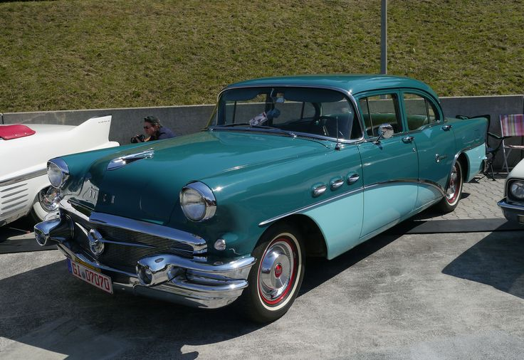 Best 25 1956 buick ideas on pinterest buick centurion for 1956 buick special 4 door