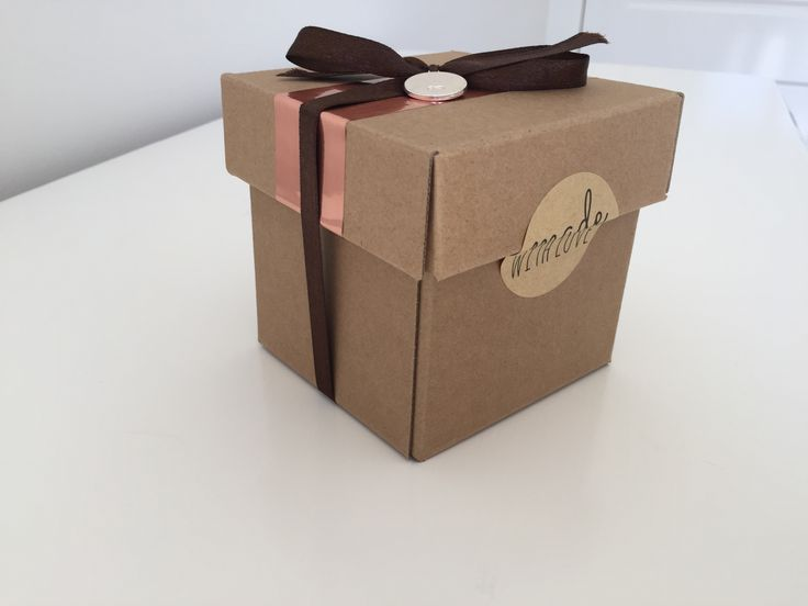 Luxurious packaging of natural soap. 3 block gift set.
