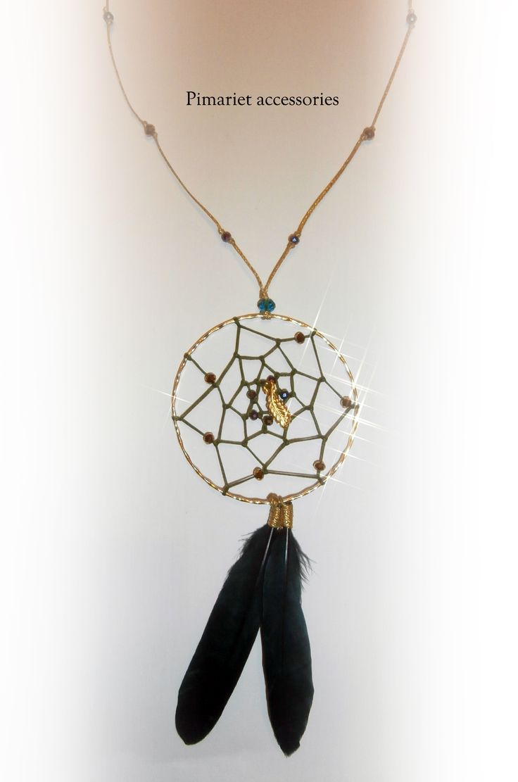 dreamcatcher nacklace