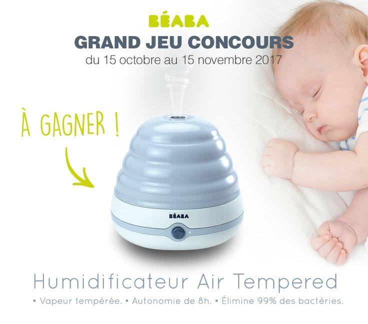Béaba - Gagnez un humidificateur Air Tempered