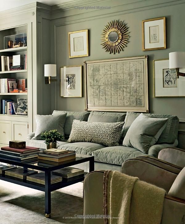 Colours for my drawing room Suzanne Kasler: Timeless Style: