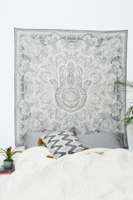 Hamsa Hand Tapestry £35