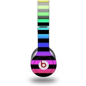 Amazon.com: Stripes Rainbow Skin (fits Beats Solo HD Headphones): Everything Else
