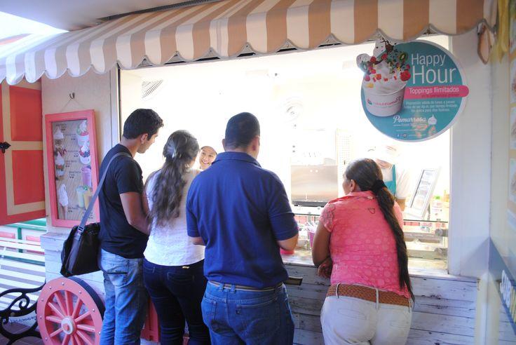 ¿Ya probaste tu Pomarrosa en nuestro punto Plaza de bolivar? ¡Visítanos!