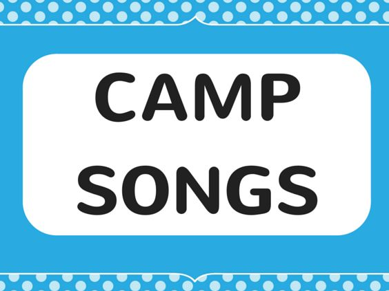 Kids Camp Songs Super fun camp songs for kids! Classic sing along songs everyone knows. #campsongs